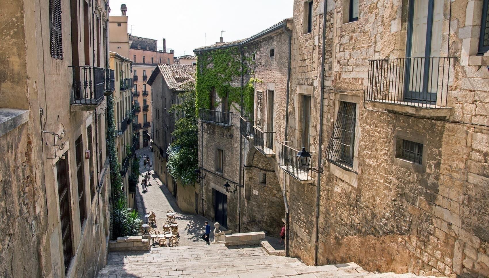 Girona, Spanien — Braavos