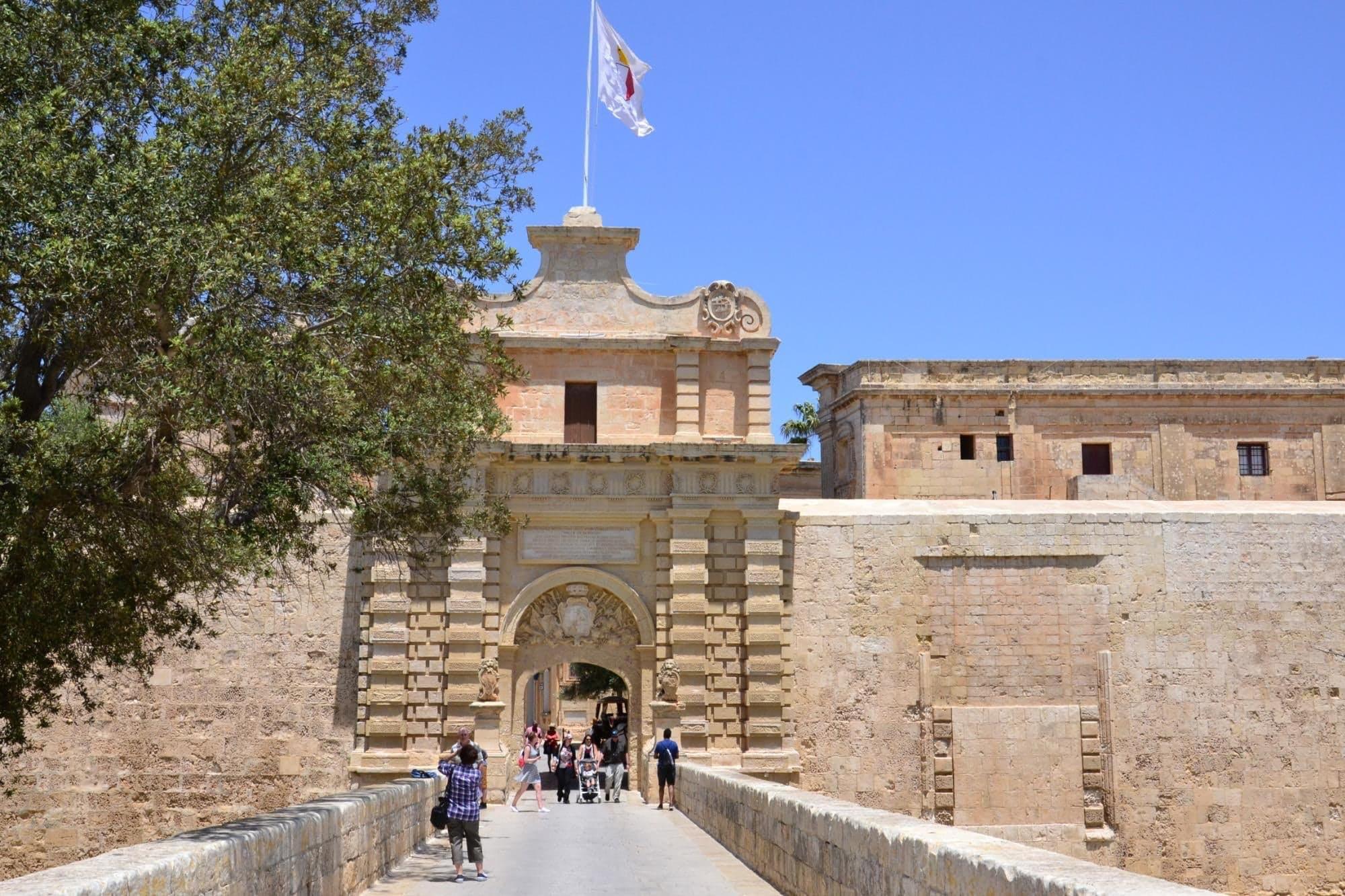 Mdina, Malta — King's Landing (sæson 1)