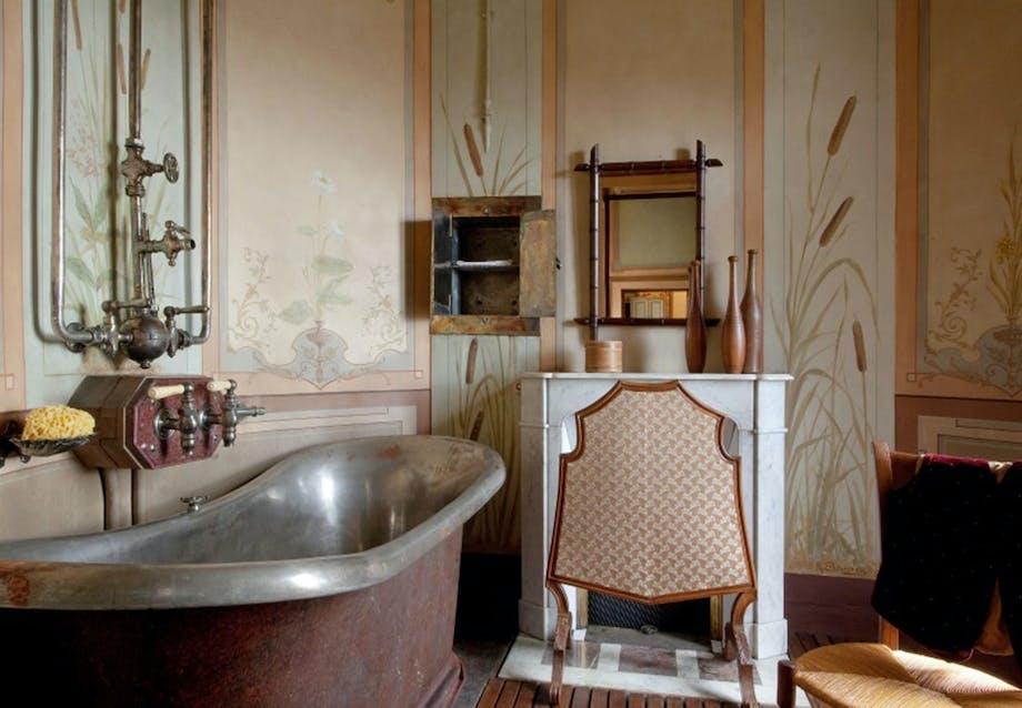 Herskabeligt badeværelse