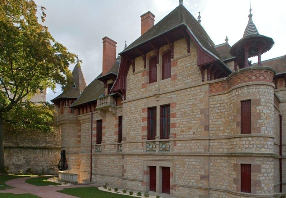 Besøg Maison Mantin