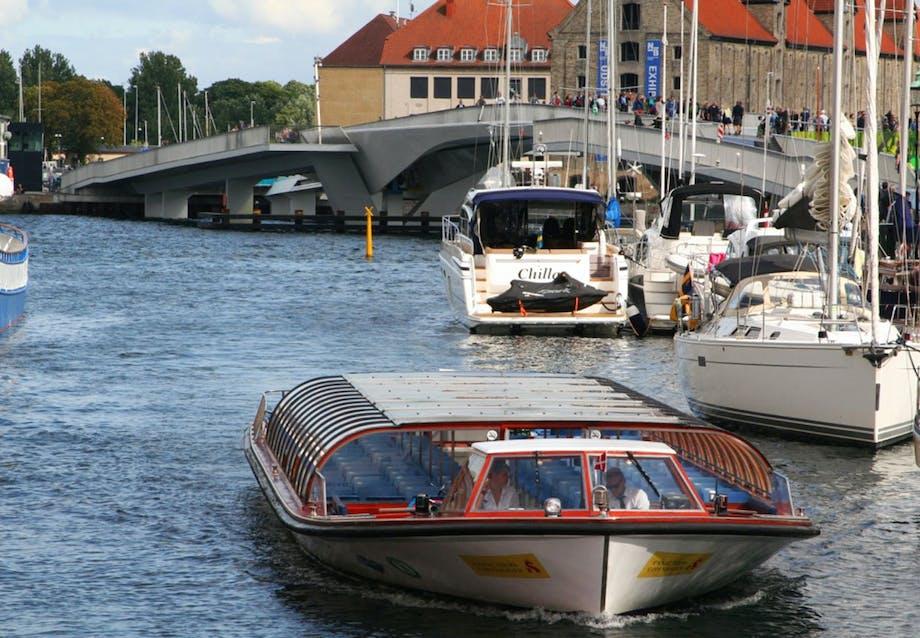 Inderhavnsbroen fra Nyhavn