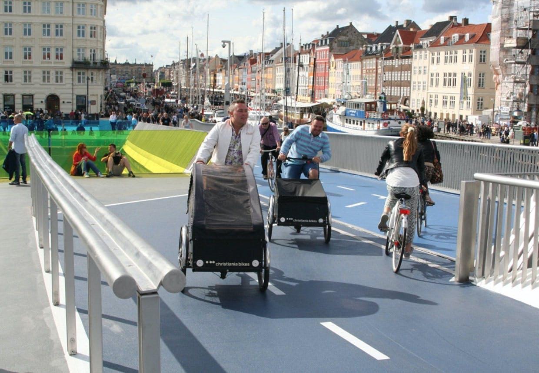 Christiania bike broen