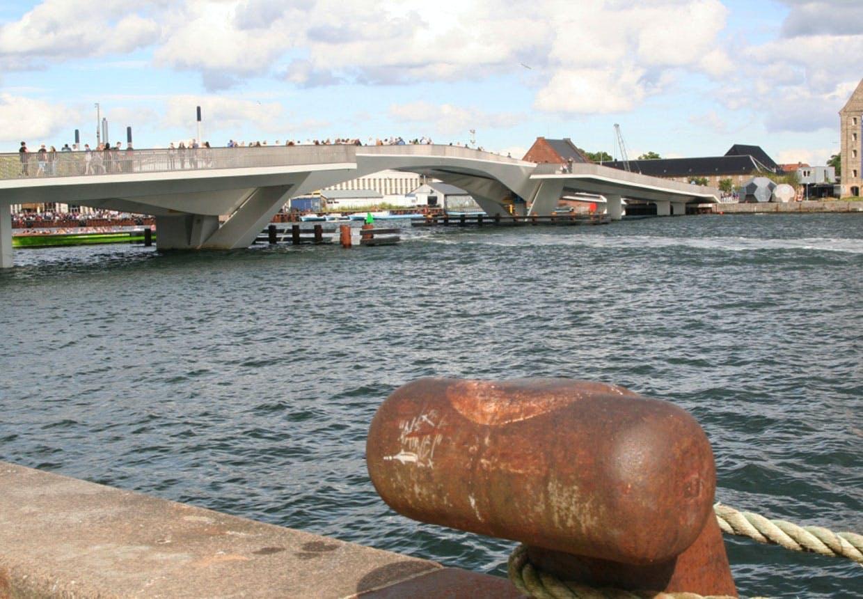 180 meter Inderhavnsbro
