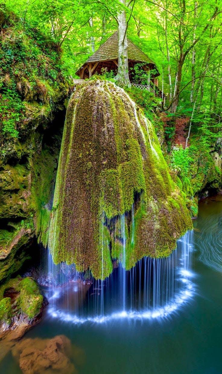Bigar Cascade Falls, Rumænien