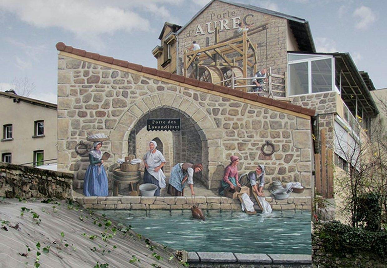 Vaskekonerne fra middelalderen