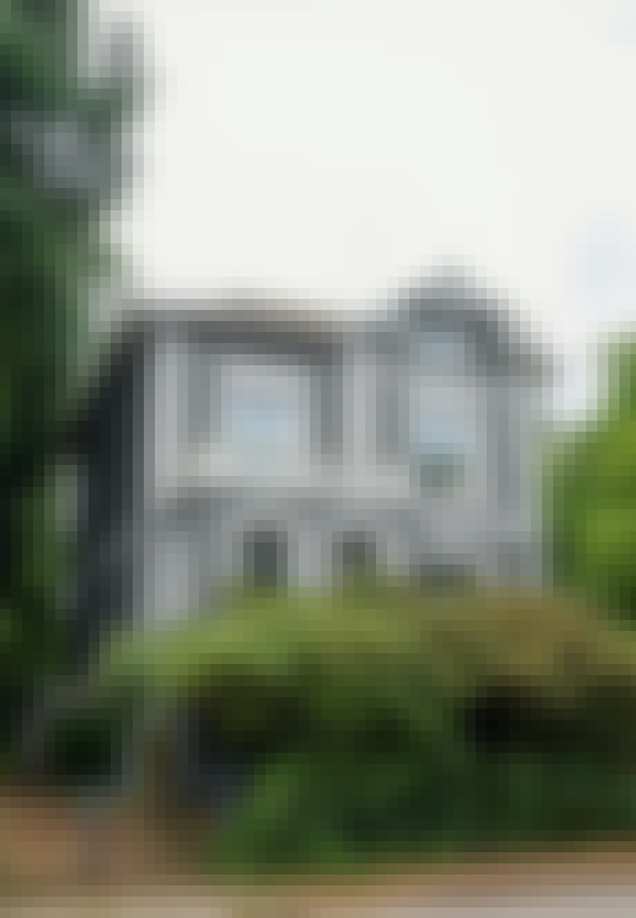 Gammel villa i Altona