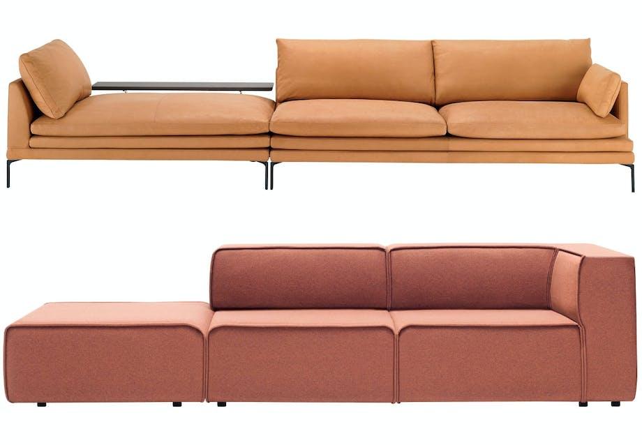 Elegant William-sofa