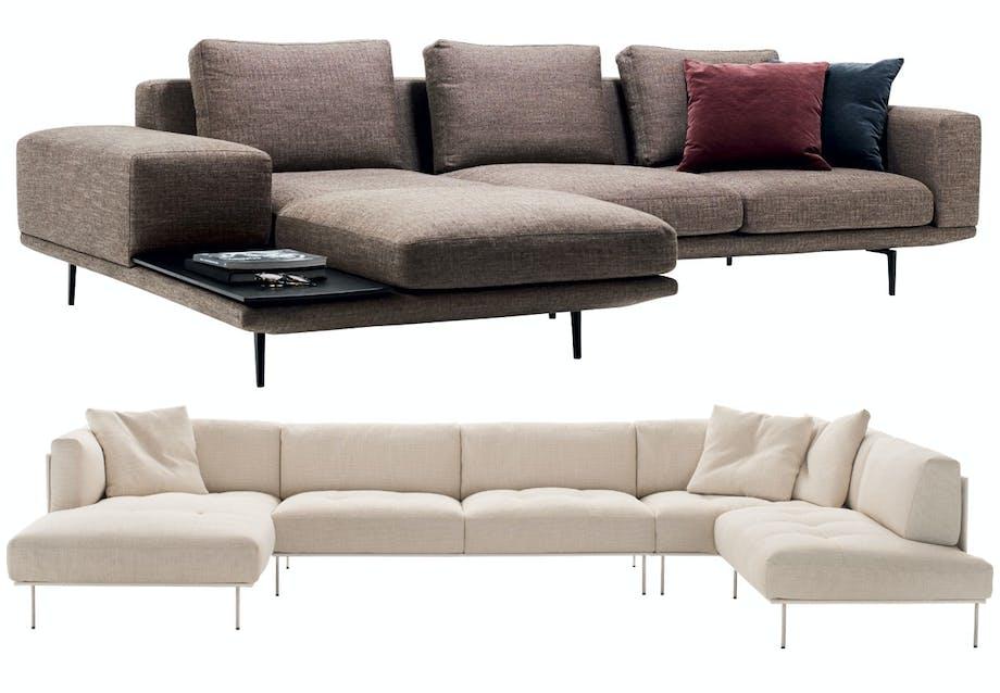 Smukke sofaer med chaiselong