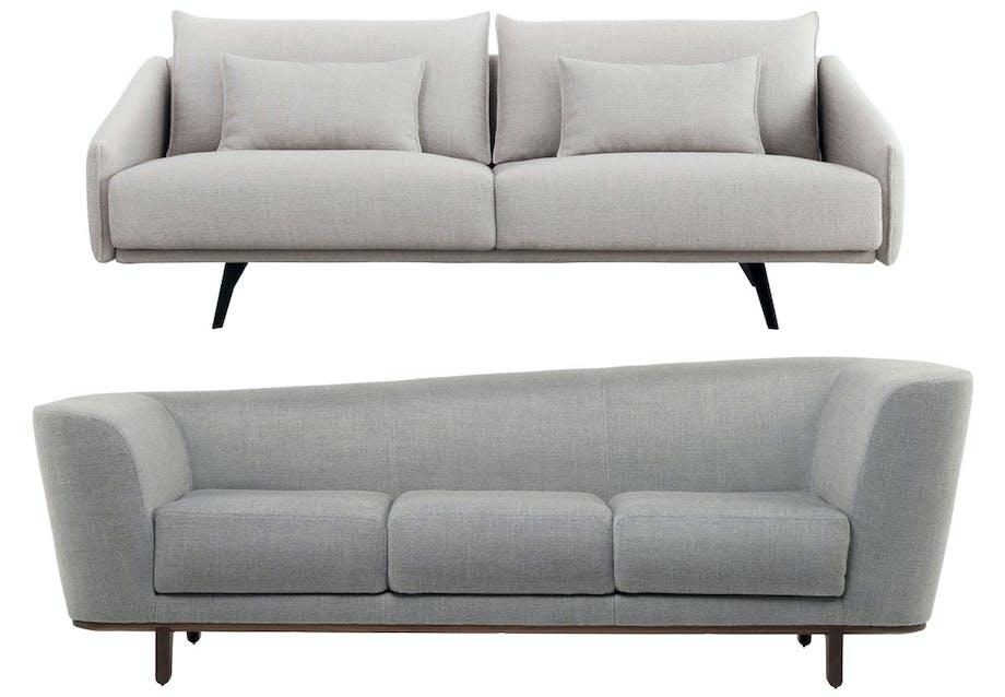 Otlet-sofa af Matthew Hilton