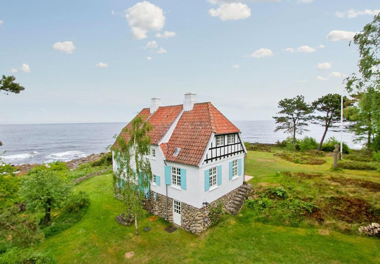 huse til salg ved vandet