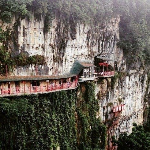 Fangweng i Yichang, Kina