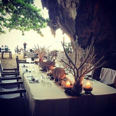 The Grotto i Krabi, Thailand