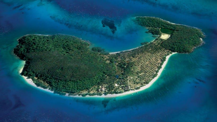 En ø til en milliard