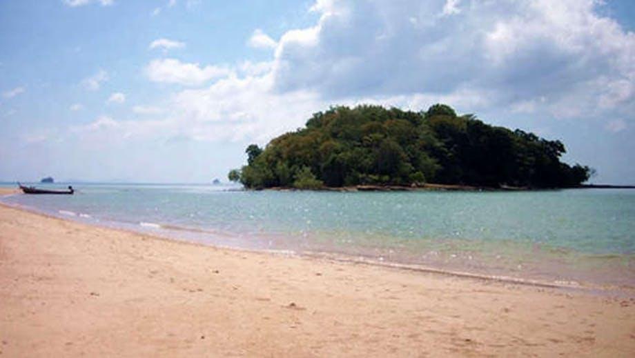 Privat ø ved Phuket