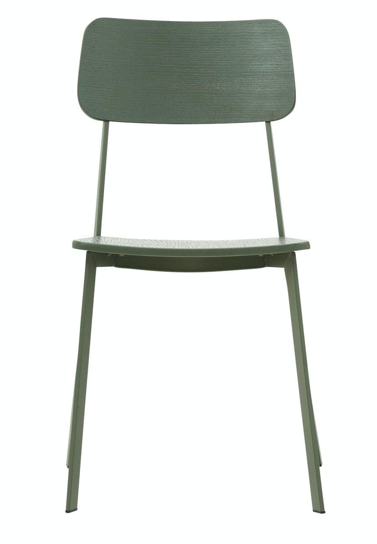 Enkel spisebordsstol