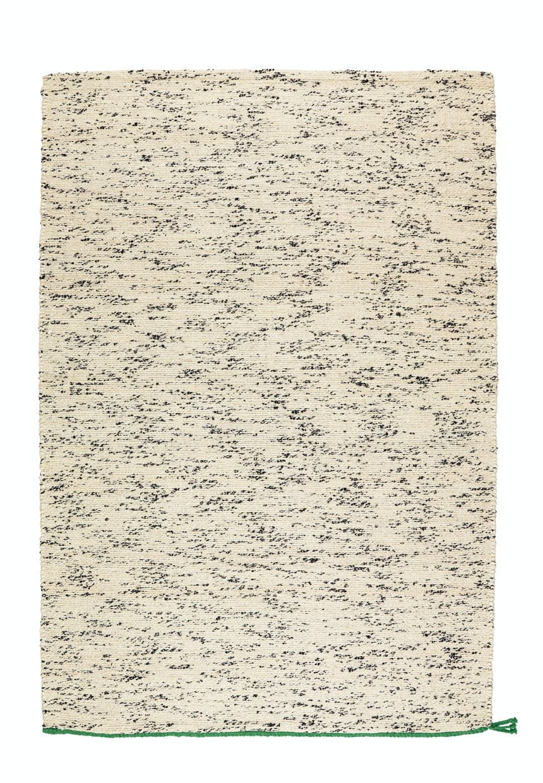 Håndvævet tæppe fra Ikea