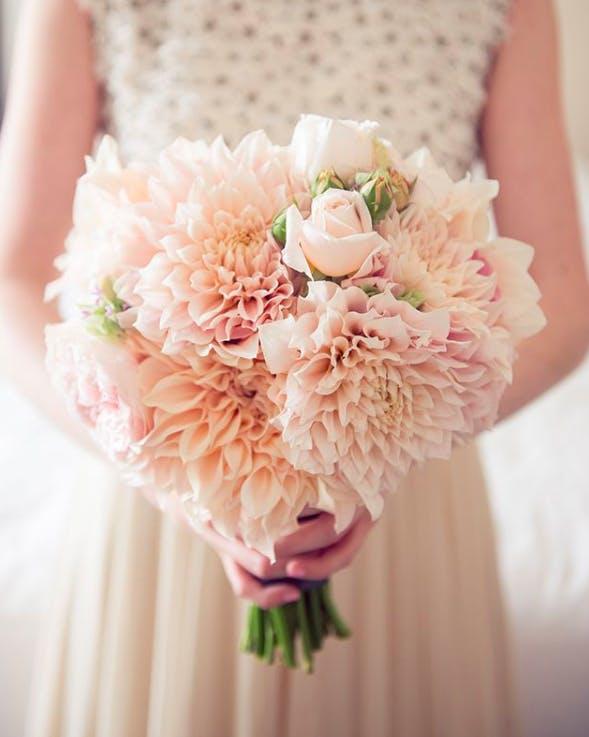 Perfekt til brudebuketter