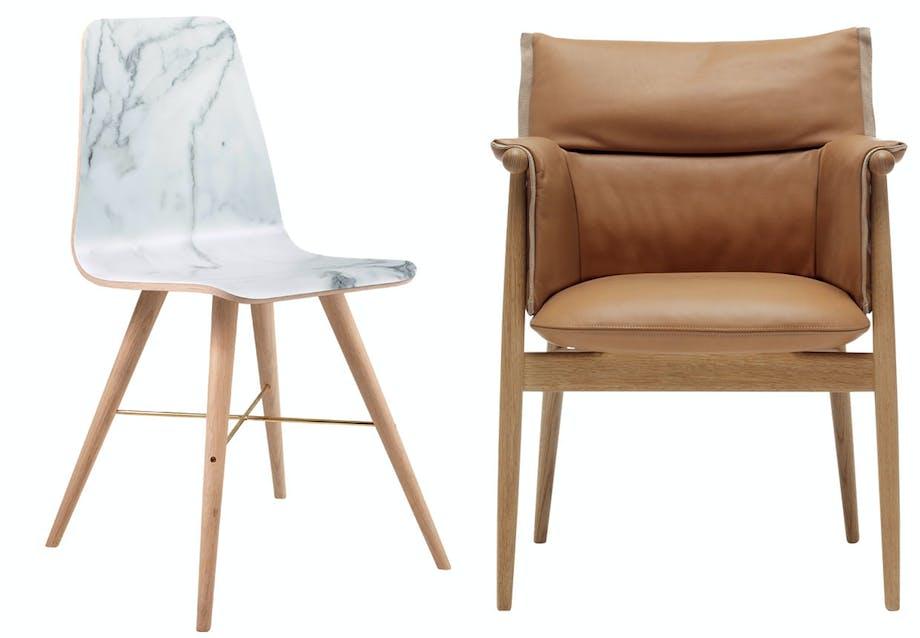 Beaver-stol fra Bolia