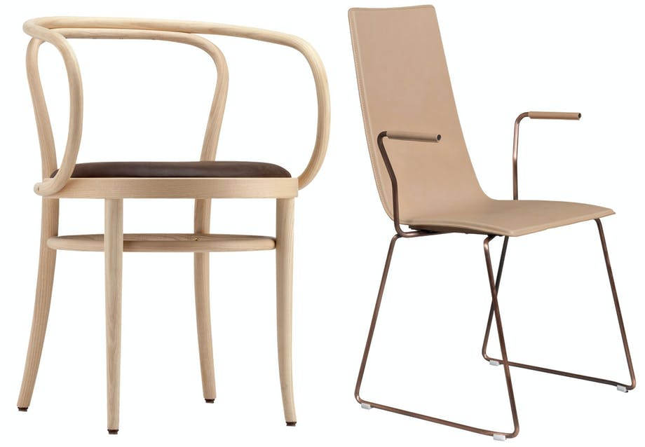 Elegante spisebordsstole