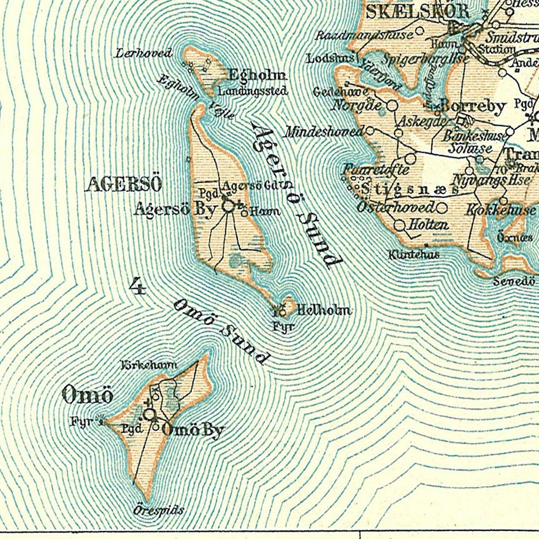 Egholm og Agersø
