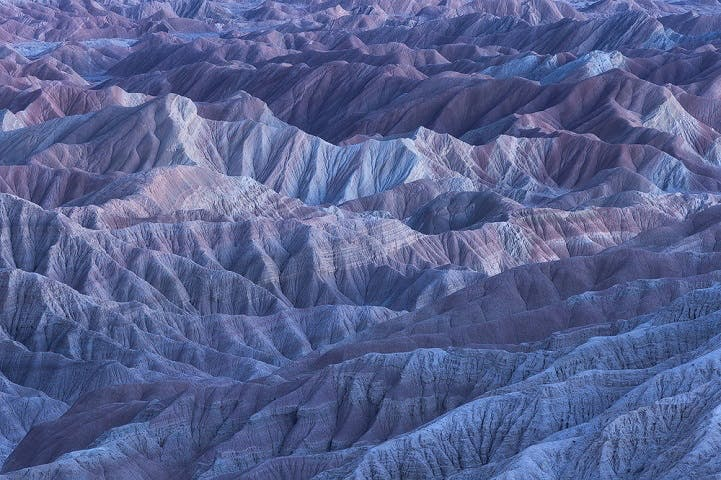 Anza-Borrego Desert State Park, Californien, USA