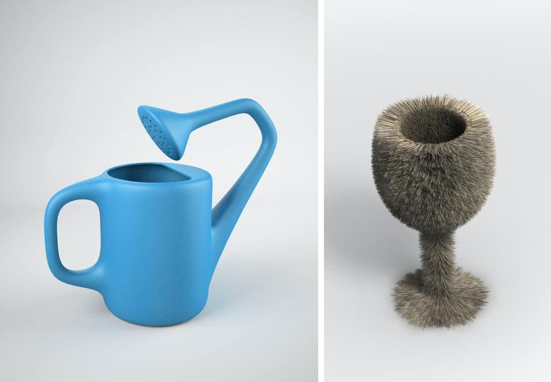 The Uncomfortable - Katerina Kamprani umulige designs
