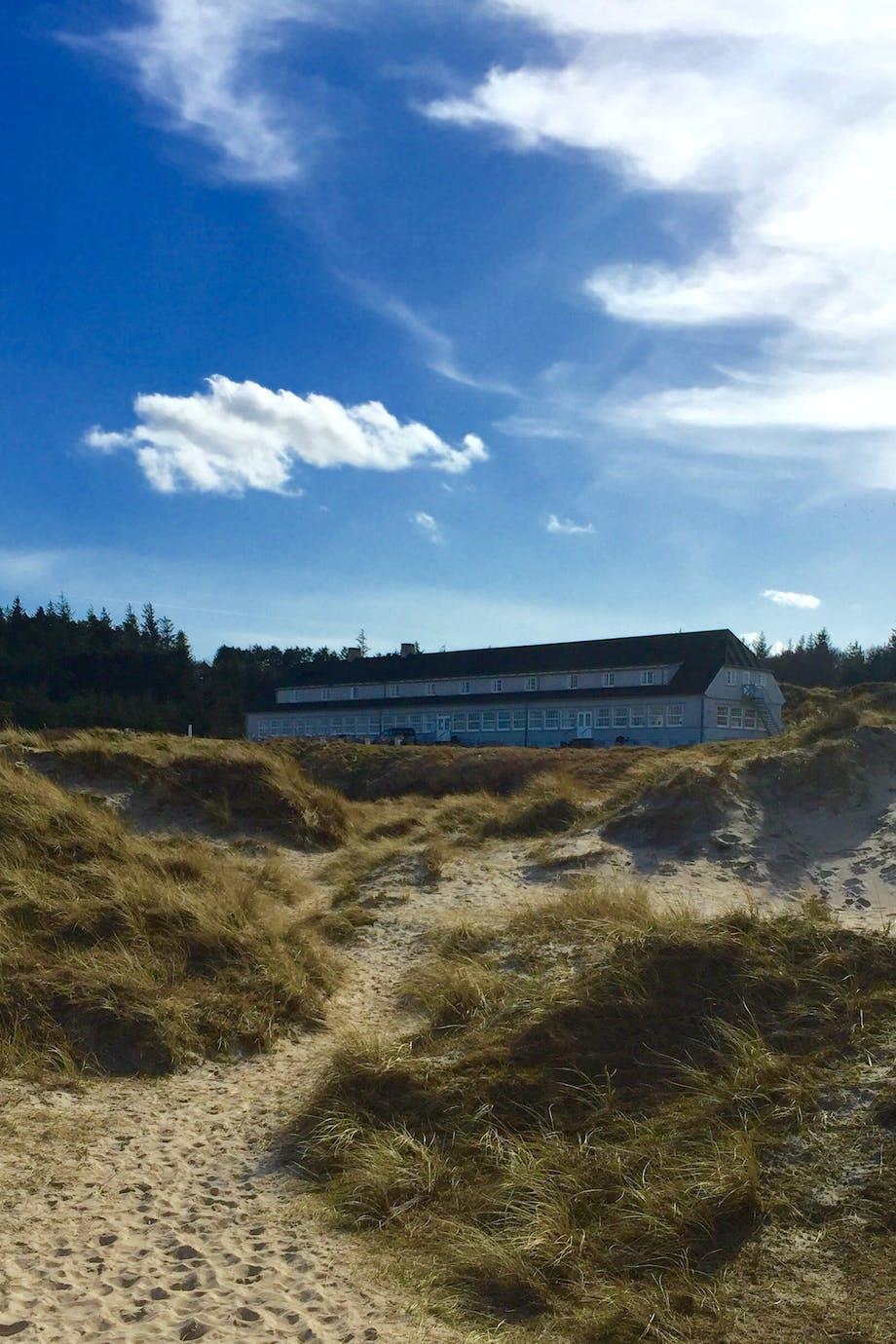 Et væld af badehoteller i Danmark