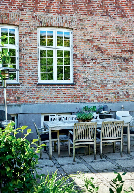 Møbelsæt i haven fra Ilva