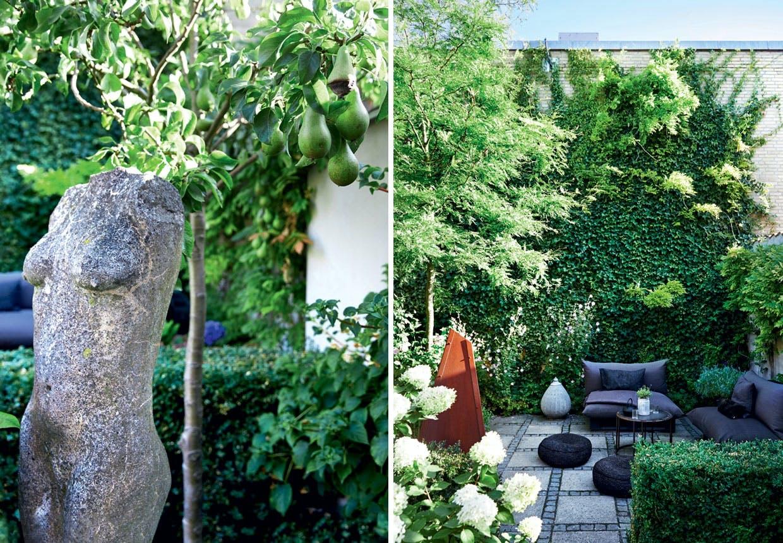 Have: Mette Blarkes grønne oase midt i storbyen