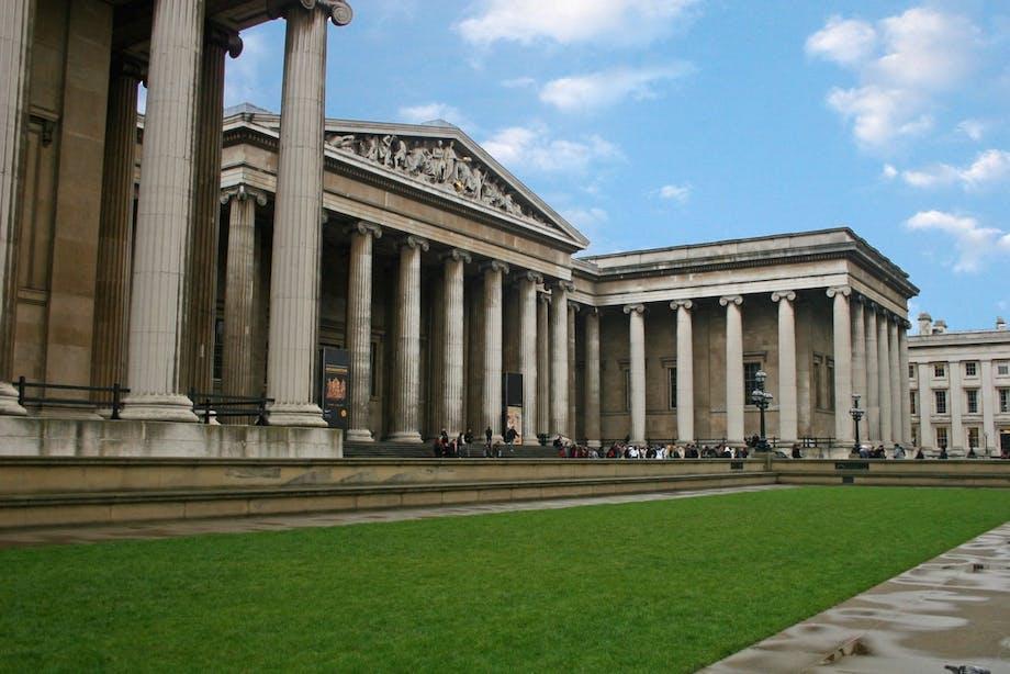 1. British Museum, London
