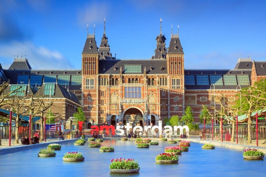 3. Rijksmuseum, Amsterdam