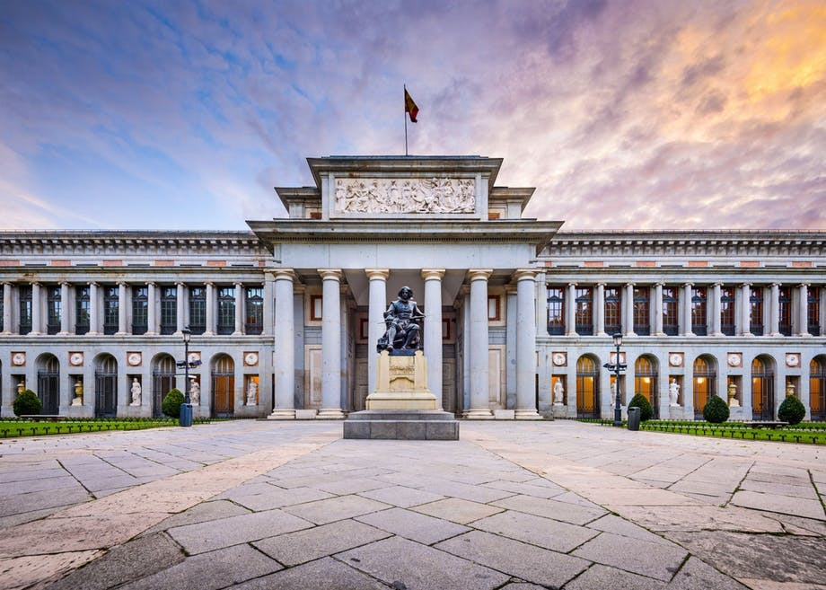 5. Museum del Prado, Madrid