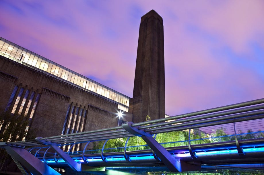 6. Tate Modern, London