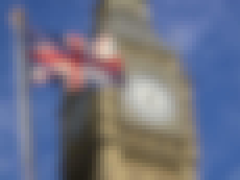 9. Verdens mest besøgte sted: London, England