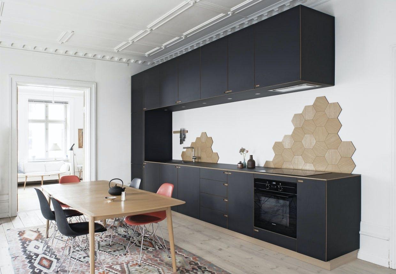 Køkkentrends 2016: Invita, Kvik, Reform, Ikea og Boform.
