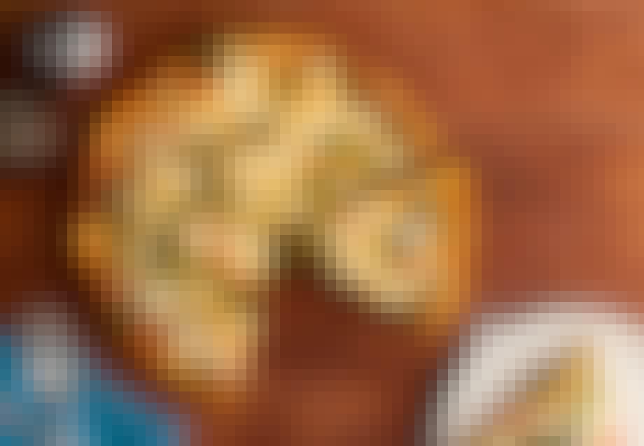 Quiche med asparges