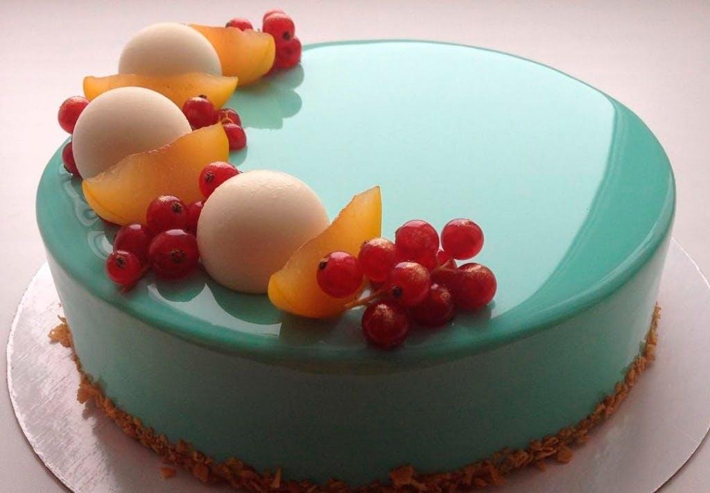 Olga Noskovaas fantastiske glaserede kager