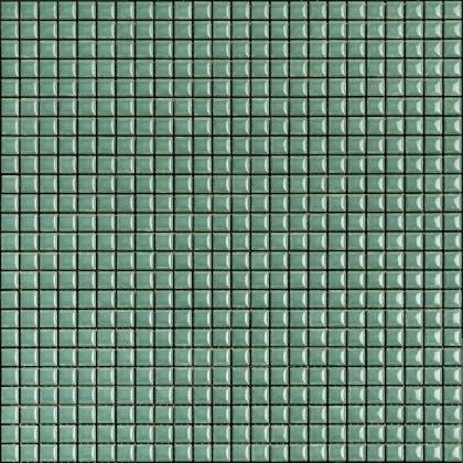 Glaseret havgrønt