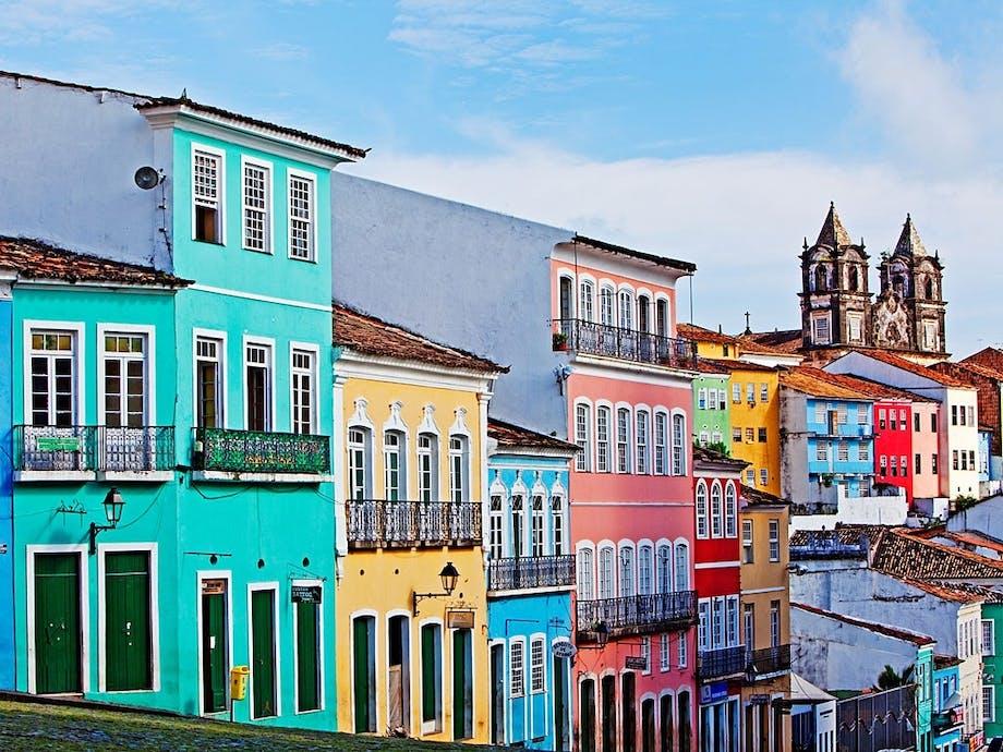 Pelourinho, Salvador, Brazilien