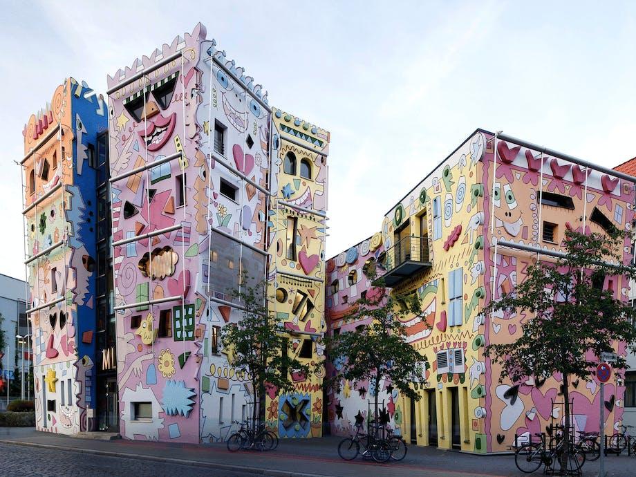 Happy Rizzi Haus, Braunschweig, Tyskland