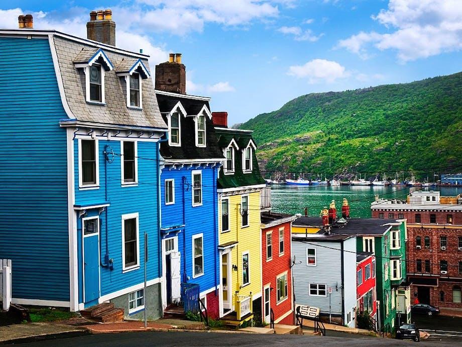 St. John's, Newfoundland og Labrador, Canada