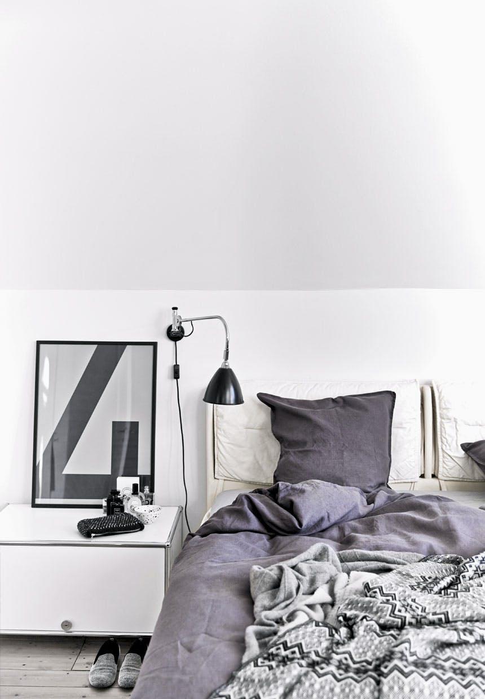 Kvalitet og lækre materialer i soveværelset