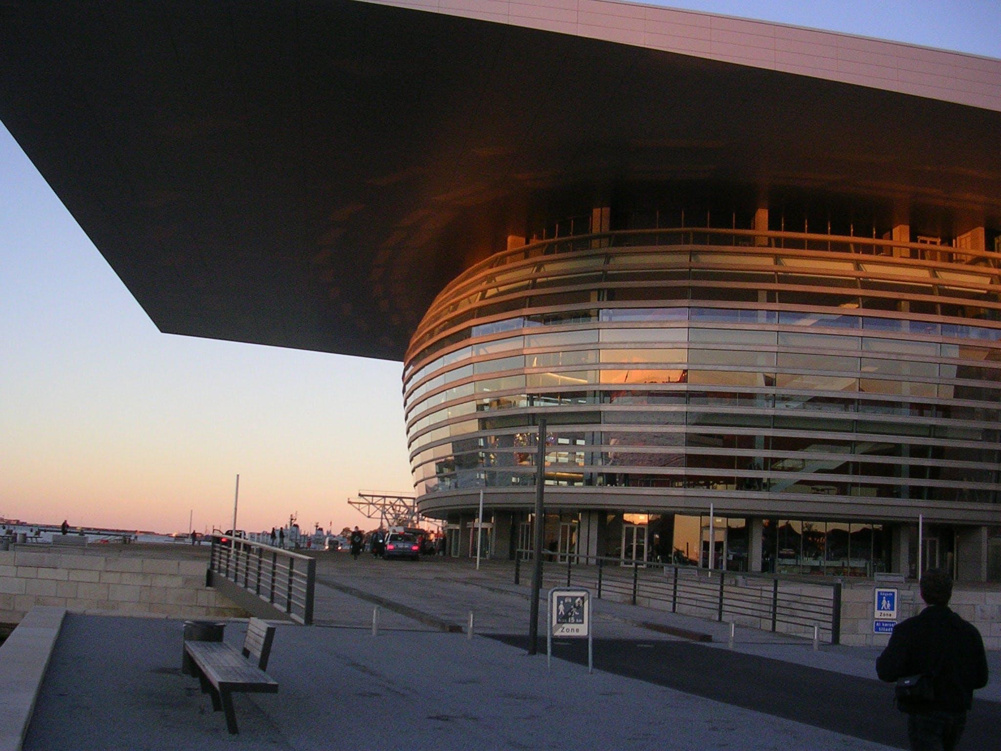 Operahuset - 'Larsens Landmark'