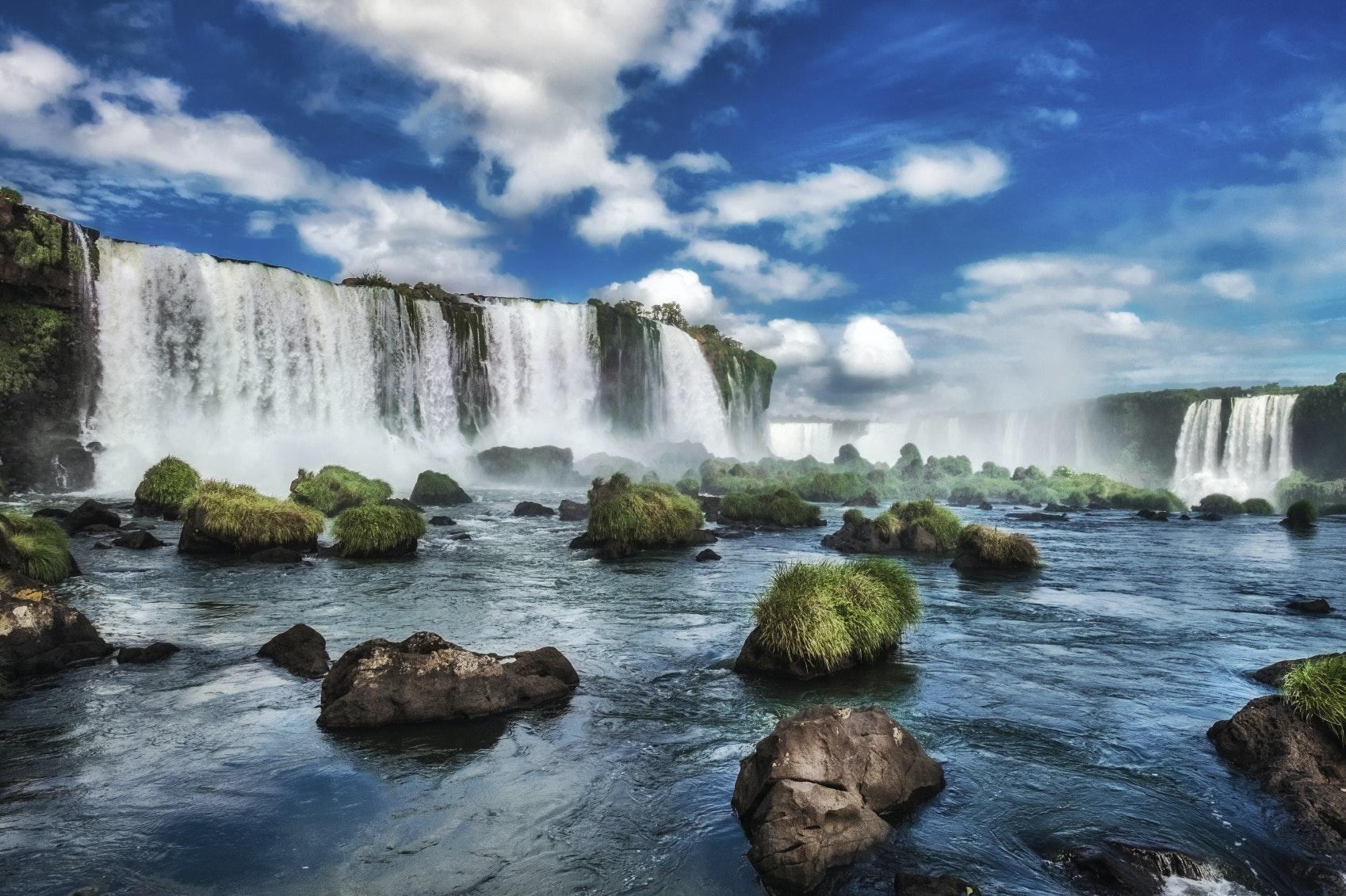 De 12 smukkeste vandfald i verden