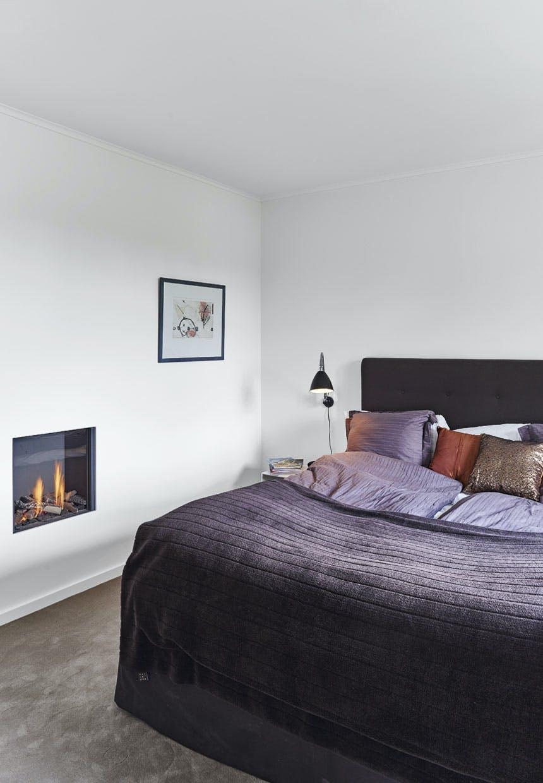 Soveværelse med hotelstil
