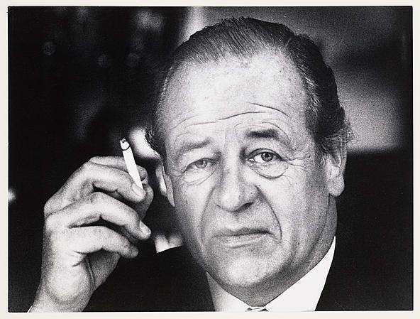 Alfred 'Freddy' Heineken - den filantropiske brygger