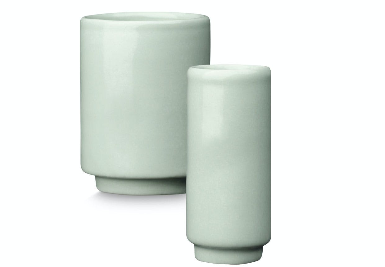 Lysestager i keramik