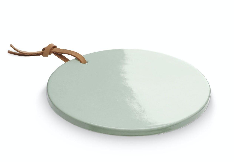 Lysplatte i keramik