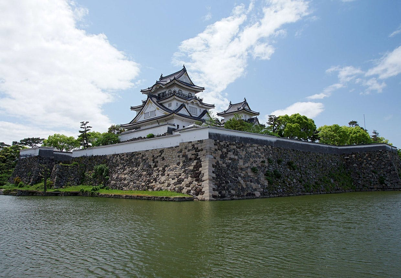 Kishiwada slottet