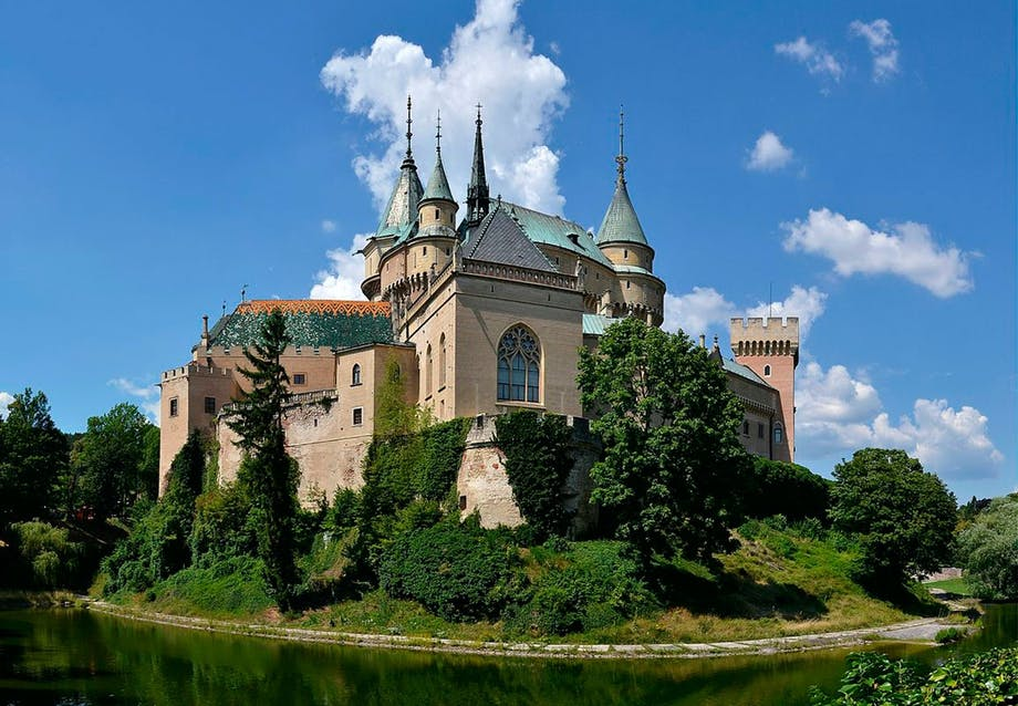 Bojnice slottet